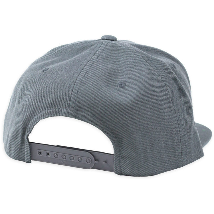 Firestone Logo Patch Hat Gray Back