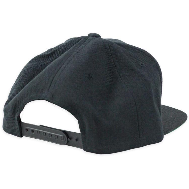 Firestone Logo Patch Hat Navy Back