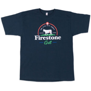 Men's Home of the Tri Tip Shirt Navy