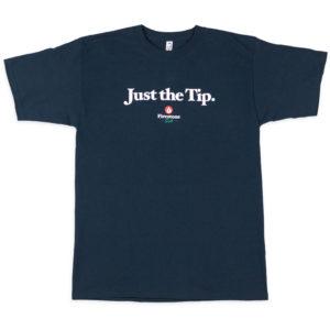 Men's Just the Tip Shirt Navy