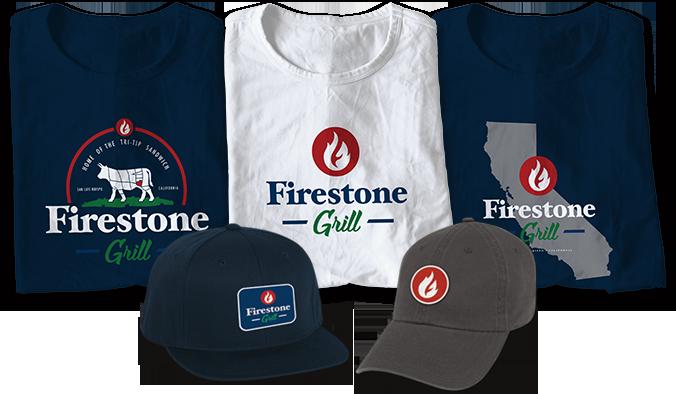 Firestone Grill Merchandise